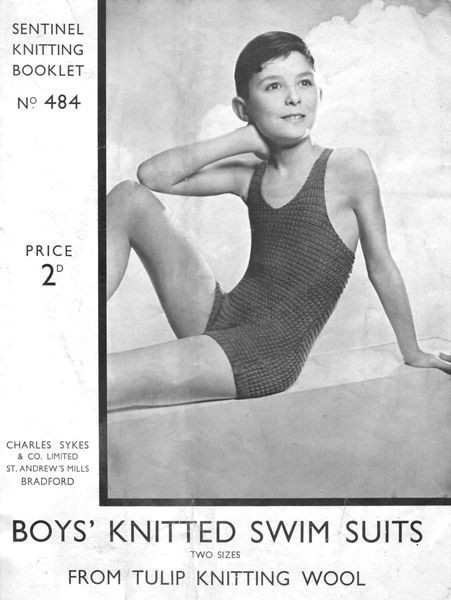 'Taking the Plunge' The history of Swimming Costume