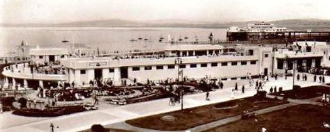 Morcambe Bathing Pool