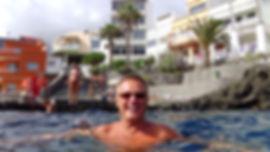 Wild Swimming El Tablado