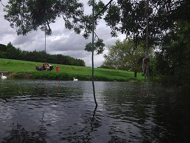 River Swimming - Tha Cam - wild swimming history - Cambridge
