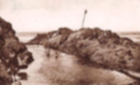 Bude Sir Thomas Bathing Pit Swimming History