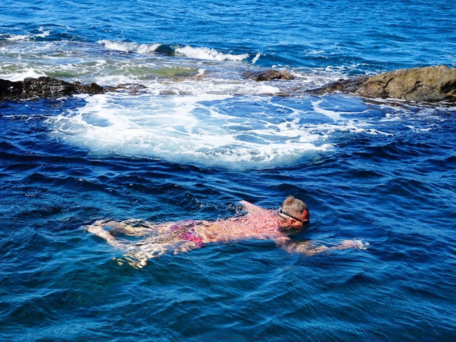 Wild Swimming Tenerife