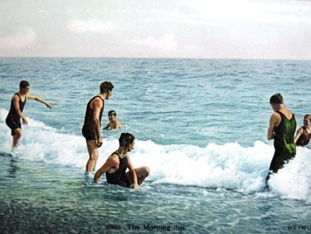 Swimming in History – Weymouth