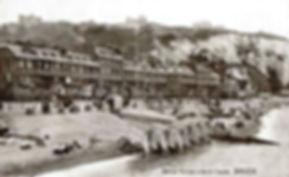 Sea Bathing at Dover Swimming History