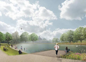 Beckenham Place Park's wild swimming lake opens July 20