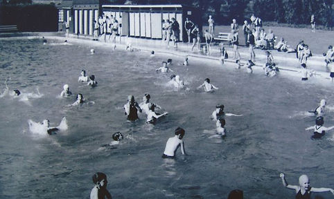Pells pool Swimming History Lido