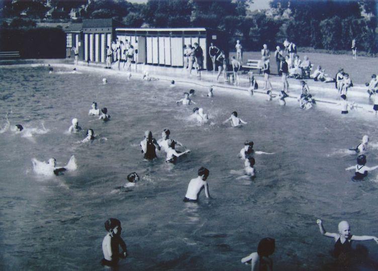 Pells Pool Swimming History