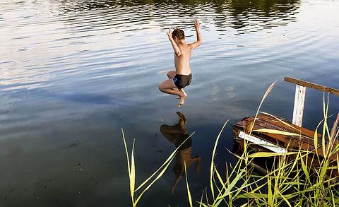 Braintree River Historic wild swimming venue