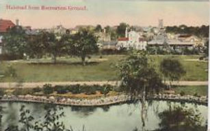 HALSTEAD River Swimming History