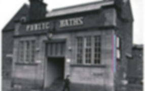 Liverpool Public Bath, St Mary's Road, Garston Swimming History