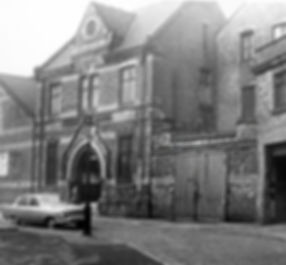Burroughs Gardens Baths Liverpool Swimming History