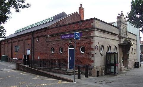 Fore Street Fresh water Baths Ipswich