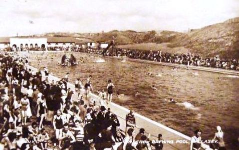 Liverpool Lido Wallasey Lancashire Swimming History