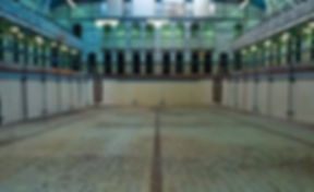 WESTON-SUPER-MARE.  Public bath, Knightstone Swimming History