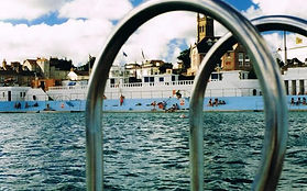 Jubilee Pool Penzance Wild Swimming History Cornwall