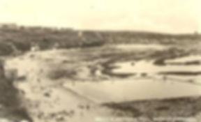 Beach & Swimming Pool , Berwick-upon-Tweed Swimmig History