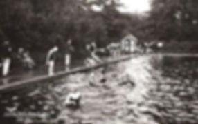 Heaton Park Lido Manchester Swimming History