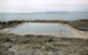 Westward Ho near Bideford this renovated pool has been in existence for 120 years