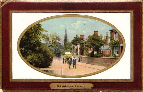 Old Aylestone Leicester History