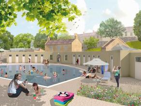 'Unique Swimming Facility' in Bath