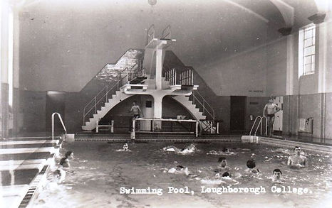Swimming Pool Loughborough College