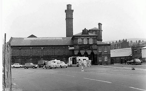 STALYBRIDGE Public Baths Swimming History
