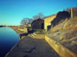 WHITTLESEA.    River. No buildings. Historic wild swimming venue.