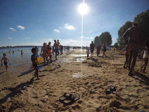 Rutland Water Bathing Beach 2014