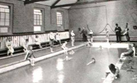 Chelmsford Swimming Baths History