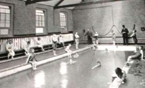Chelmsford Swimming Baths History