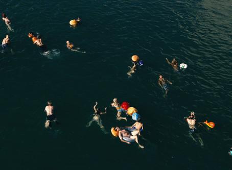 Swim City Exhibition