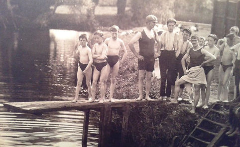 River Bathing at Stamford Meadows