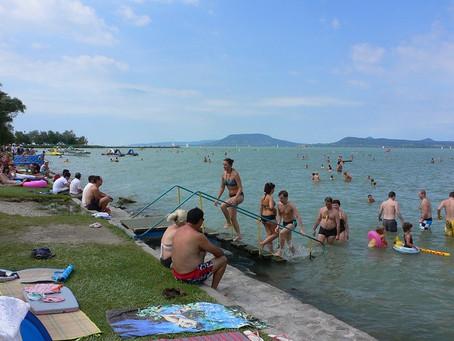 Wild Swimming Picture of the Week: Hungary Lake Balaton
