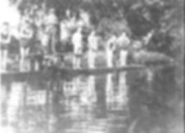 Broomfield Park Bathing Lake London Swimming History