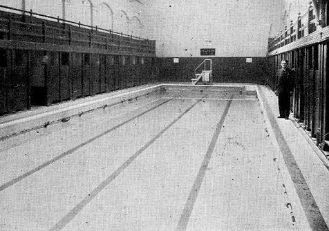 Salford Baths history Blackfriars Road
