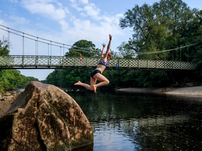 Yorkshire river first in England to gain designated bathing status