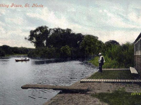 Swimming History – St Neots Bathing Place
