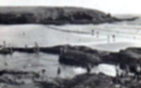 Natural Swimming Pool Treyarnon BayCornwall Wild Swimming History