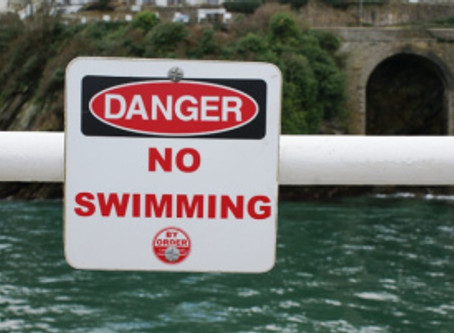 Beaches to be Blacklisted for Swimming