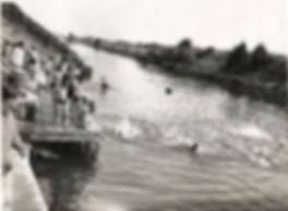 March River Bathing Place Cambridgeshire Swimming History