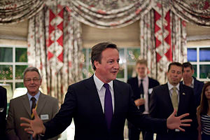 David Cameron and other famous wild swimmers