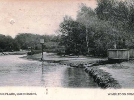 Bathing Place, Queensmere – Wimbledon Common