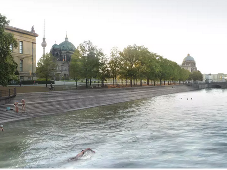 Berlin Canal Could Soon Transform Into The World's Largest Swimming Pool