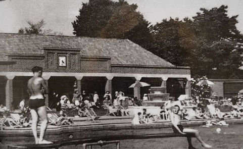Hitchin to celebrate 80 years of its Outdoor Swimming Pool