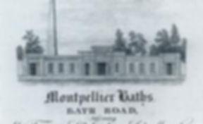 Montpellier Baths, Salts Laboratory – Bath Road, opened around 1806-10