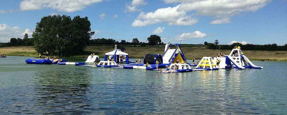 Robert Aspey Aqua Park Rutland Water
