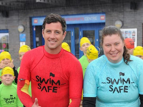 Kids get FREE open water swim safe sessions