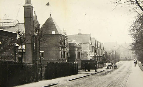 STOURBRIDGE Baths Swimming History Bath Road