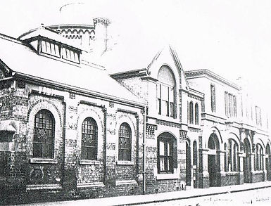 Swimming History Leicester, Bath Lane Swimming Baths