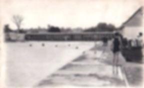 Dovercourt Bathing Pool Essex Swimming History